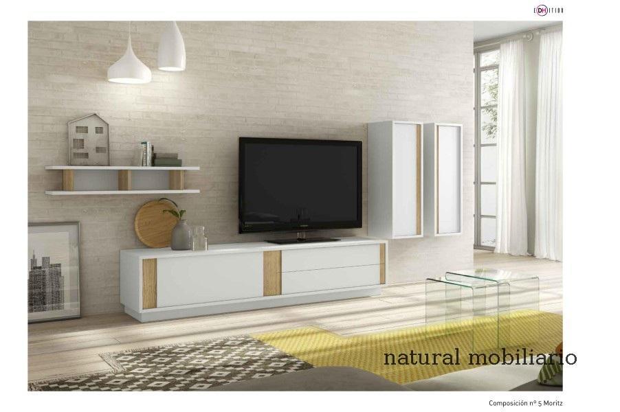 Muebles Modernos chapa natural/lacados salon moderno duho  11-55-956