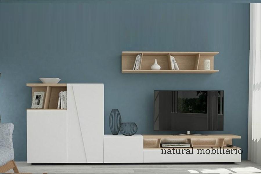 Muebles Modernos chapa natural/lacados salon moderno gism 1-628-1002