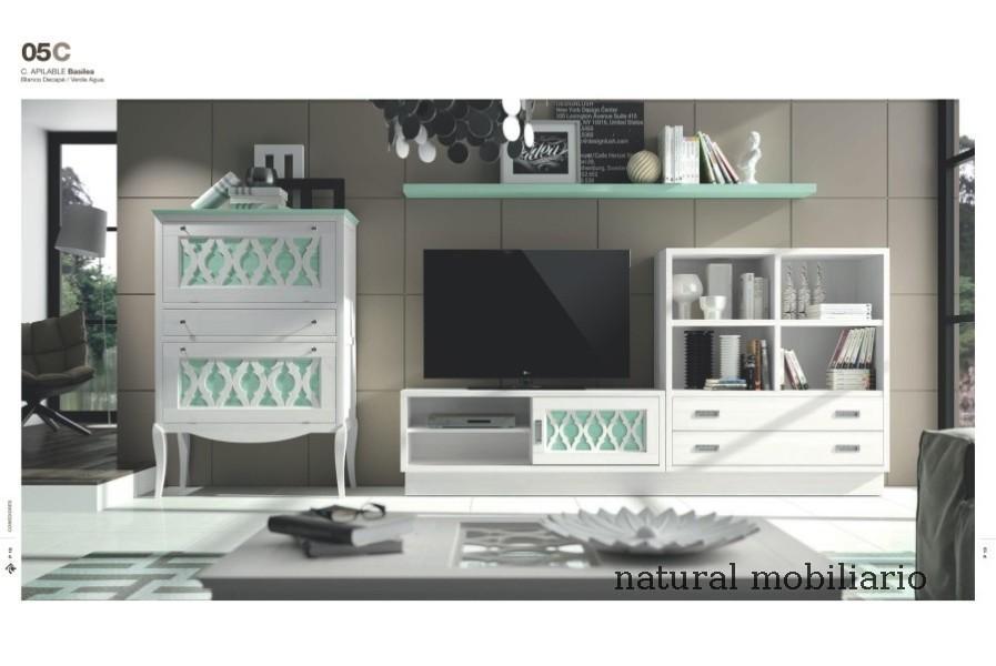 Muebles R�sticos/Coloniales salones rustico colonial 4-642grse554