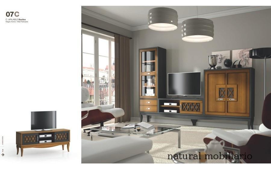 Muebles R�sticos/Coloniales salones rustico colonial 4-642grse556