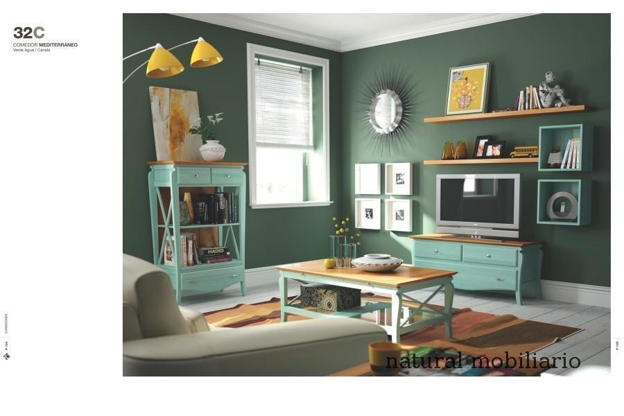 Muebles R�sticos/Coloniales salones rustico colonial 4-642grse568