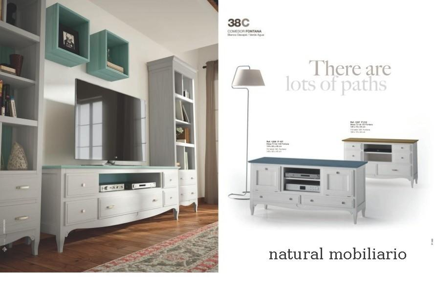 Muebles R�sticos/Coloniales salones rustico colonial 4-642grse570
