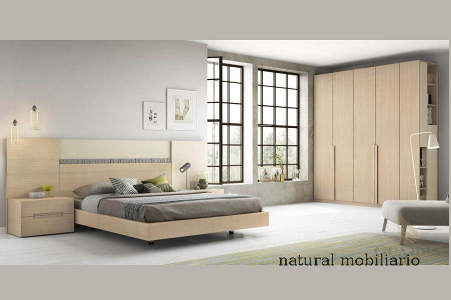 Muebles Modernos chapa natural/lacados dormitorio moderno guar 2-486-552