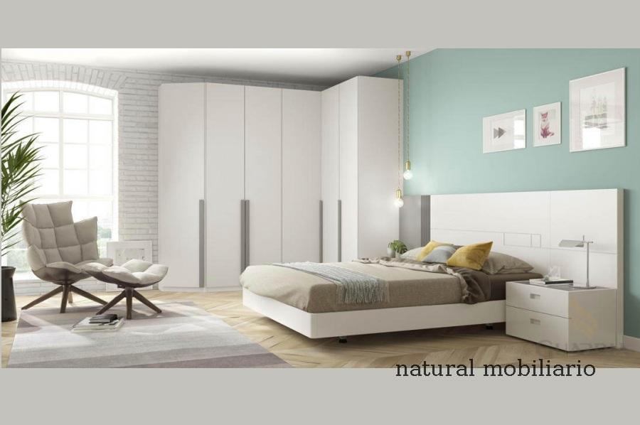 Muebles Modernos chapa natural/lacados dormitorio moderno guar 2-486-554