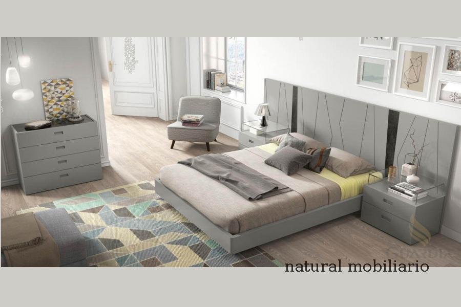 Muebles Modernos chapa natural/lacados dormitorio moderno guar 2-486-551