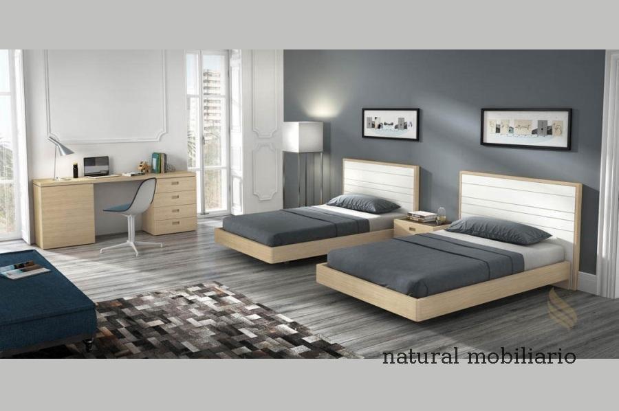 Muebles Modernos chapa natural/lacados dormitorio moderno guar 2-486-562