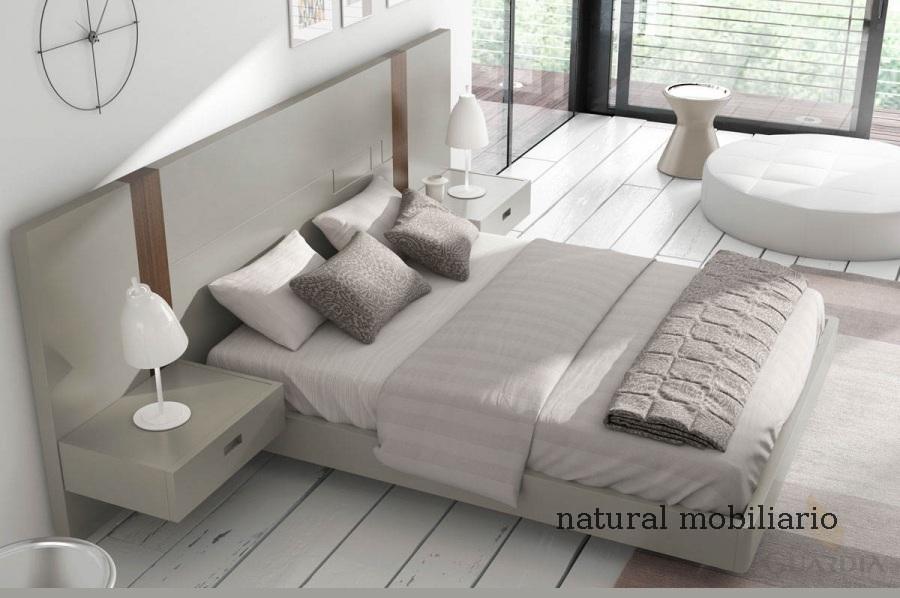Muebles Modernos chapa natural/lacados dormitorio moderno guar 2-486-555