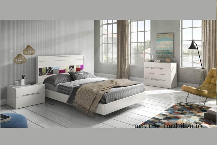 Muebles Modernos chapa natural/lacados dormitorio moderno guar 2-486-561