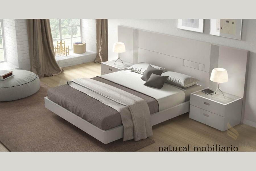 Muebles Modernos chapa natural/lacados dormitorio moderno guar 2-486-556