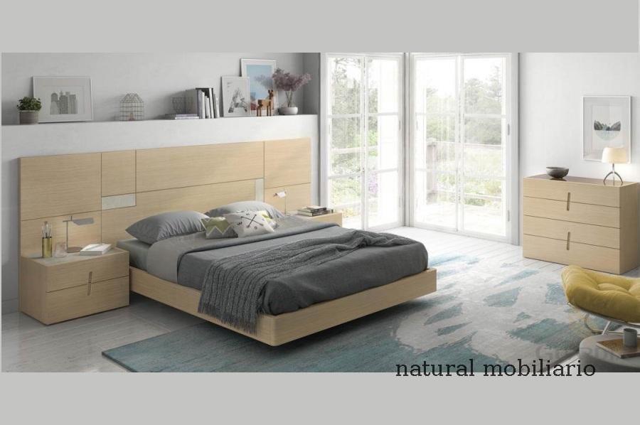 Muebles Modernos chapa natural/lacados dormitorio moderno guar 2-486-550