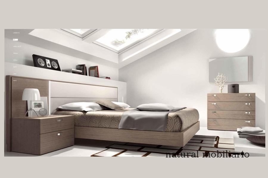 Muebles Modernos chapa natural/lacados dormitorio moderno 2-486guar556