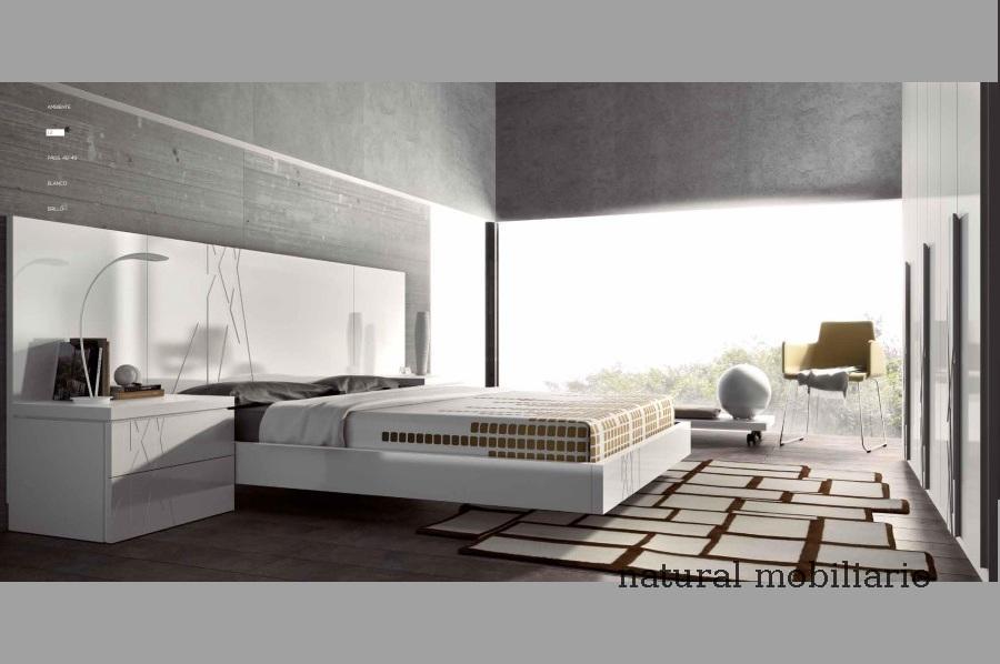 Muebles Modernos chapa natural/lacados dormitorio moderno 2-486guar561