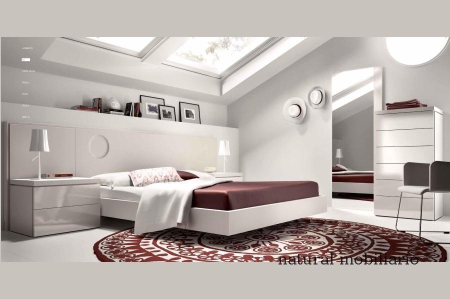 Muebles Modernos chapa natural/lacados dormitorio moderno 2-486guar564