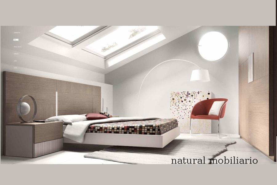 Muebles Modernos chapa natural/lacados dormitorio moderno 2-486guar557