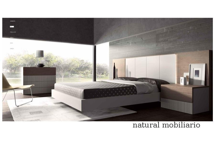 Muebles Modernos chapa natural/lacados dormitorio moderno 2-486guar553