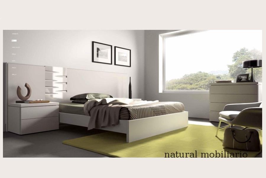 Muebles Modernos chapa natural/lacados dormitorio moderno 2-486guar550