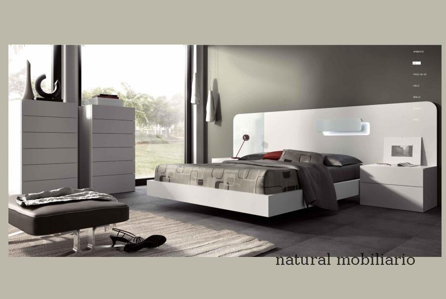 Muebles Modernos chapa natural/lacados dormitorio moderno 2-486guar559