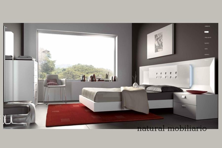 Muebles Modernos chapa natural/lacados dormitorio moderno 2-486guar563