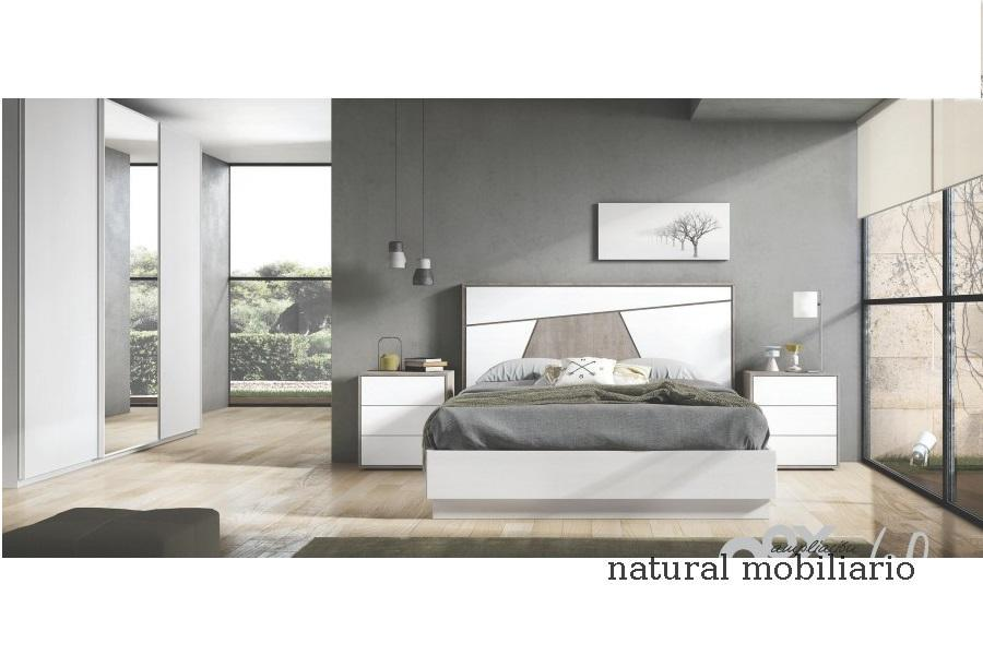 Muebles Modernos chapa sintética/lacados dormitorio moderno 0-913herm602