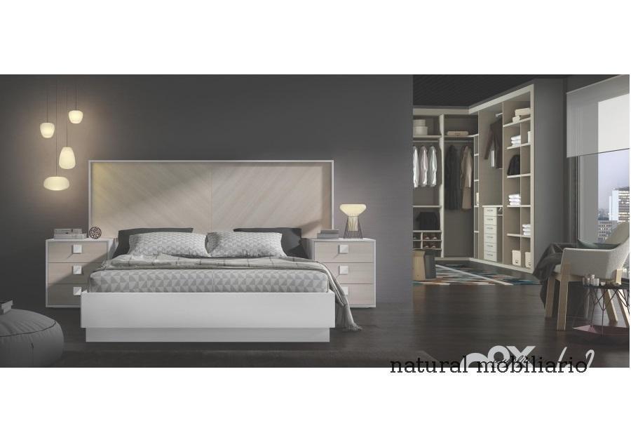 Muebles Modernos chapa sintética/lacados dormitorio moderno 0-913herm604