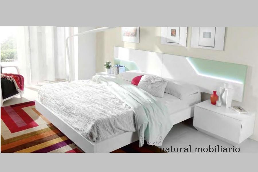 Muebles Modernos chapa sintética/lacados dormitorio moderno kaza 1-188-663