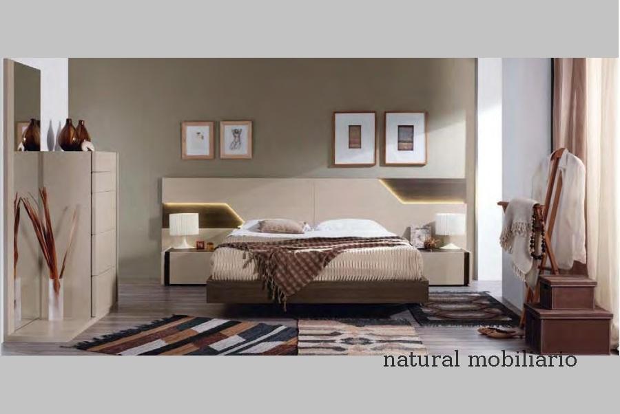 Muebles Modernos chapa sintética/lacados dormitorio moderno kaza 1-188-664