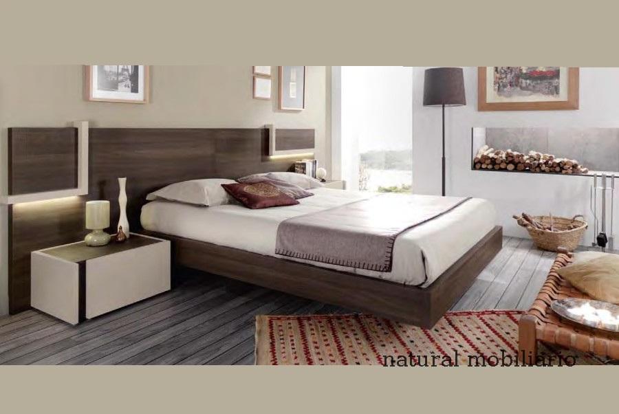 Muebles Modernos chapa sintética/lacados dormitorio moderno kaza 1-188-651