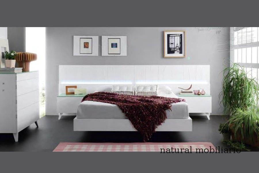 Muebles Modernos chapa sintética/lacados dormitorio moderno kaza 1-188-655