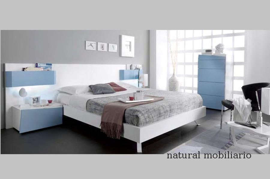 Muebles Modernos chapa sintética/lacados dormitorio moderno kaza 1-188-658
