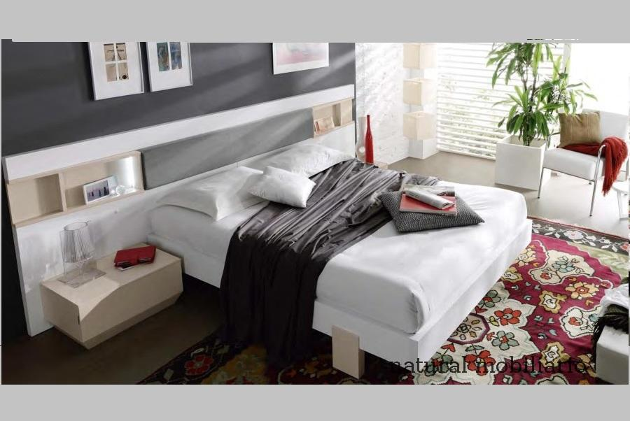Muebles Modernos chapa sintética/lacados dormitorio moderno kaza 1-188-662