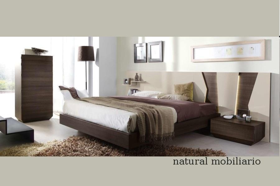 Muebles Modernos chapa sintética/lacados dormitorio moderno kaza 1-188-653