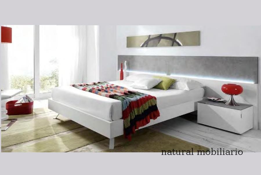 Muebles Modernos chapa sintética/lacados dormitorio moderno kaza 1-188-656