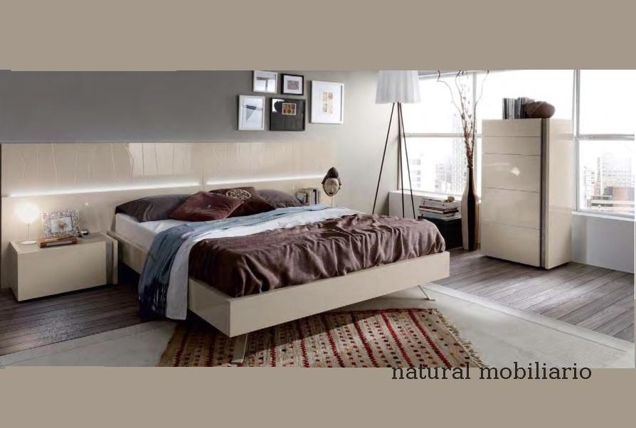 Muebles Modernos chapa sintética/lacados dormitorio moderno kaza 1-188-657