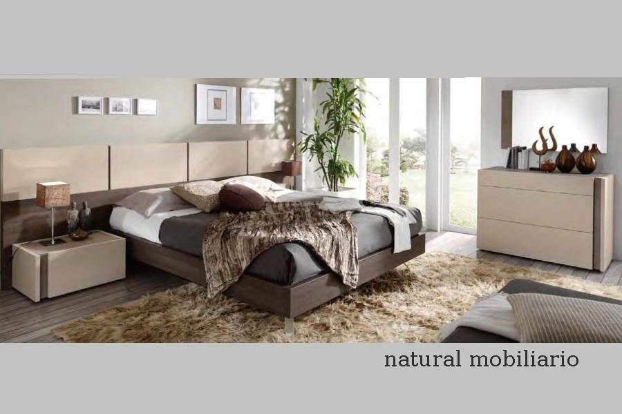 Muebles Modernos chapa sintética/lacados dormitorio moderno kaza 1-188-668