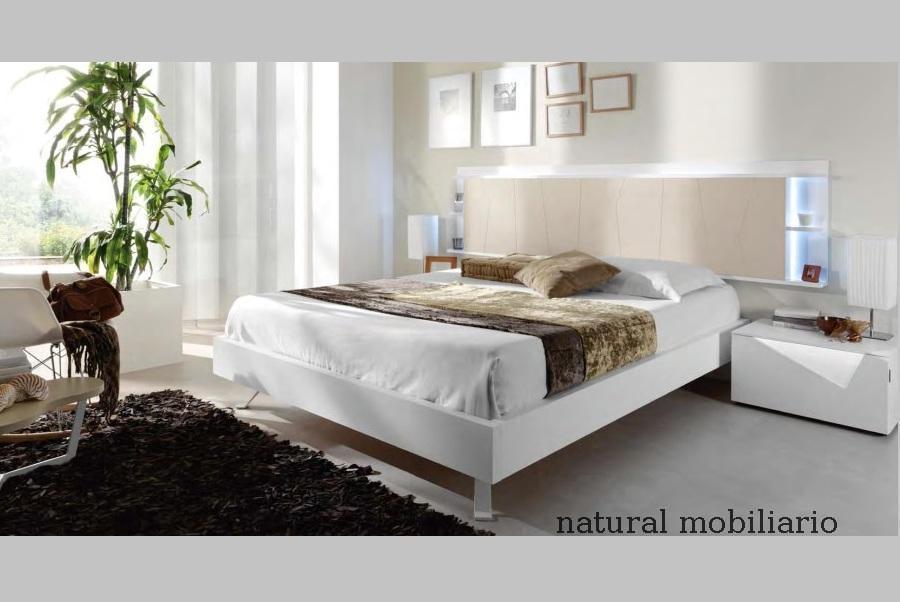 Muebles Modernos chapa sintética/lacados dormitorio moderno kaza 1-188-666