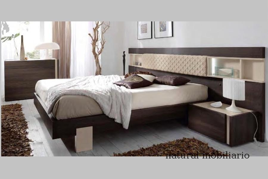 Muebles Modernos chapa sintética/lacados dormitorio moderno kaza 1-188-661