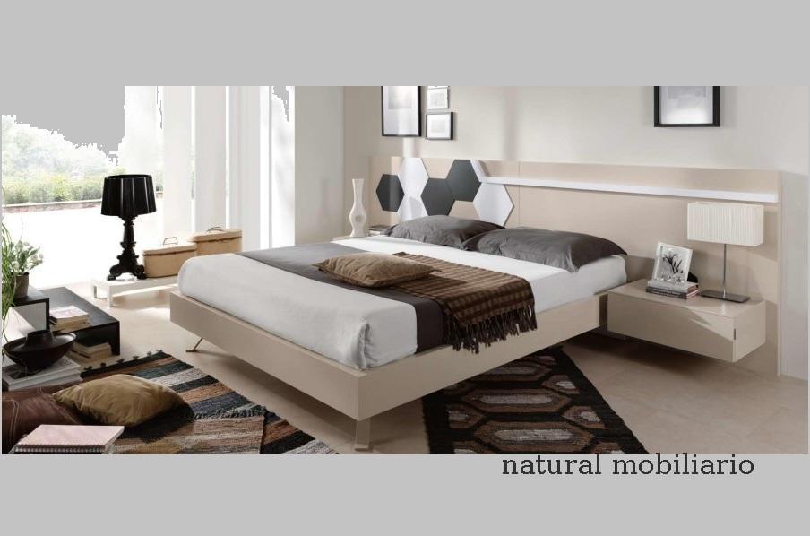 Muebles Modernos chapa sintética/lacados dormitorio moderno kaza 1-188-670