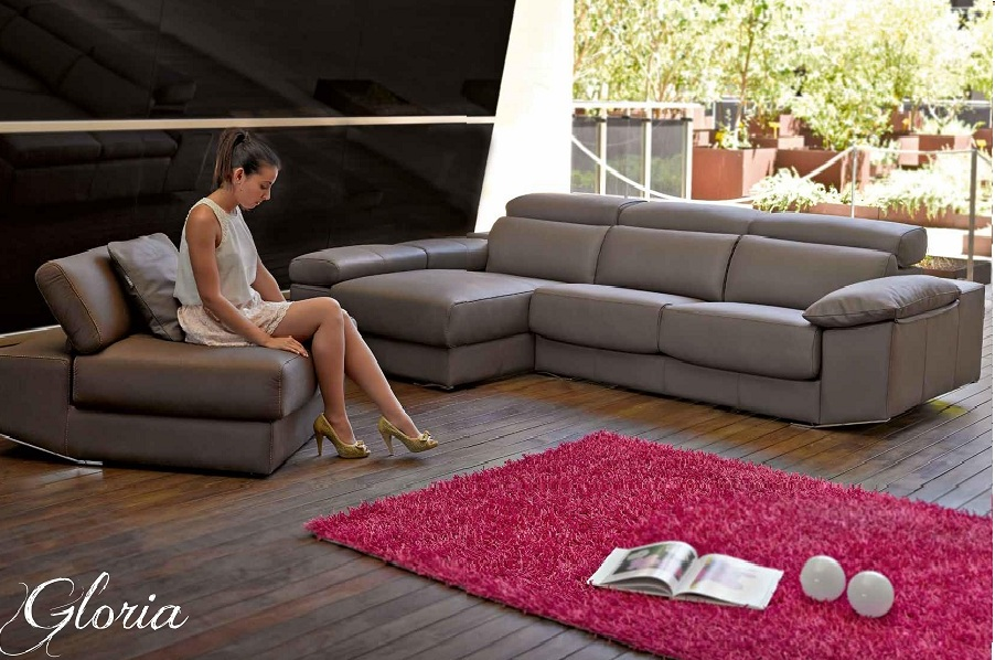 Muebles Sofás y Chaiselonge sofas 2-86-527
