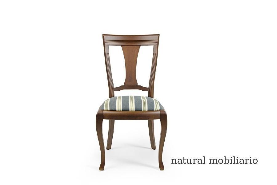 Muebles Sillas de comedor silla actual calv 0-65-628