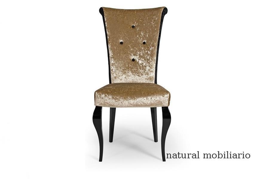 Muebles Sillas de comedor silla actual calv 0-65-613