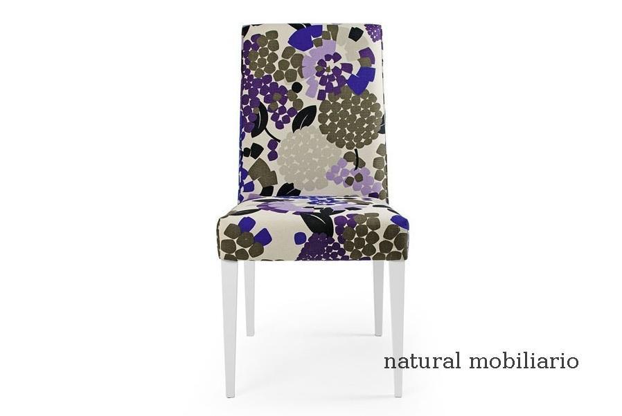 Muebles Sillas de comedor silla actual calv 0-65-611