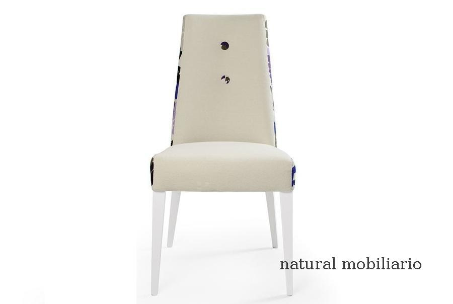 Muebles Sillas de comedor silla actual calv 0-65-625