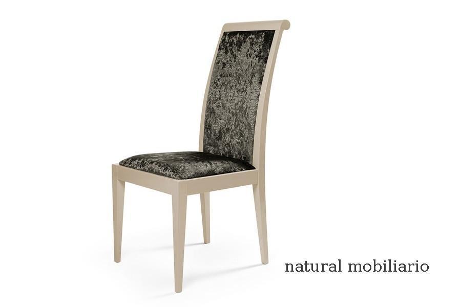 Muebles Sillas de comedor silla actual calv 0-65-600