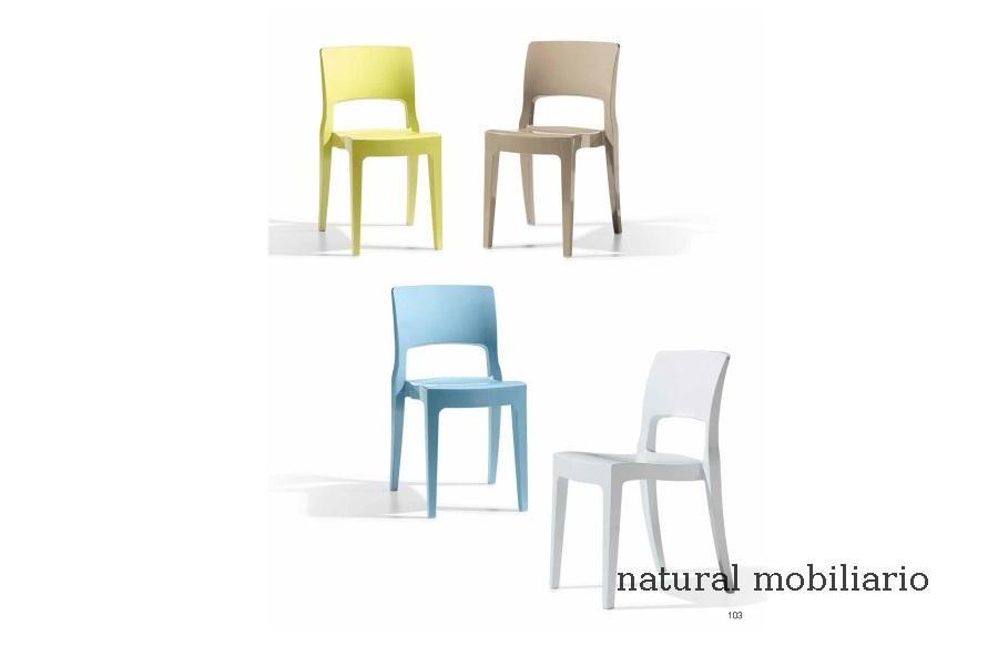 Muebles Sillas de comedor mavi 22-978