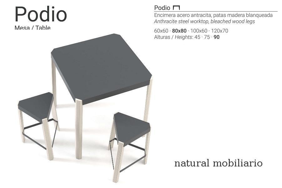 Muebles Mesas de cocina mesa y sillas cocina canc 1-34-504