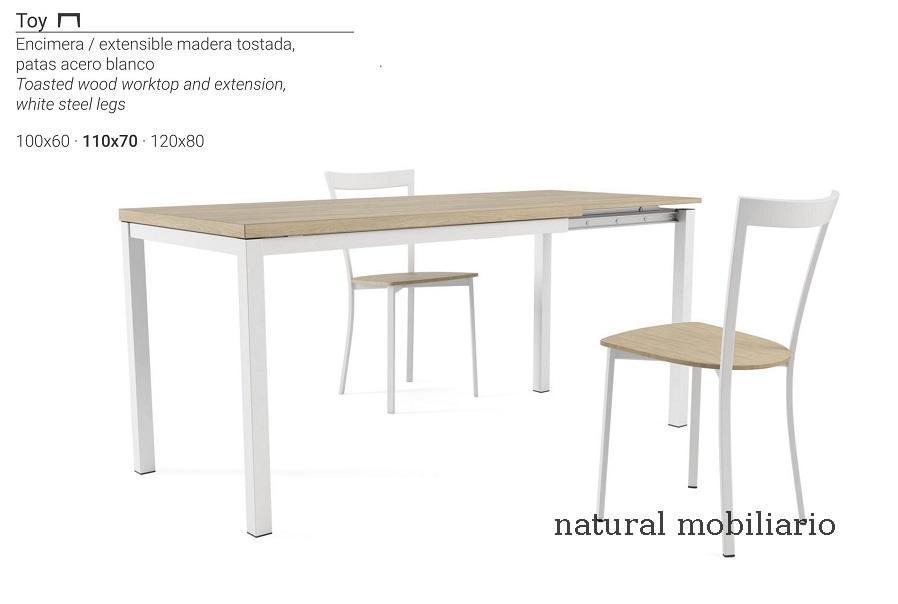 Muebles Mesas de cocina mesa y sillas cocina canc 1-34-501