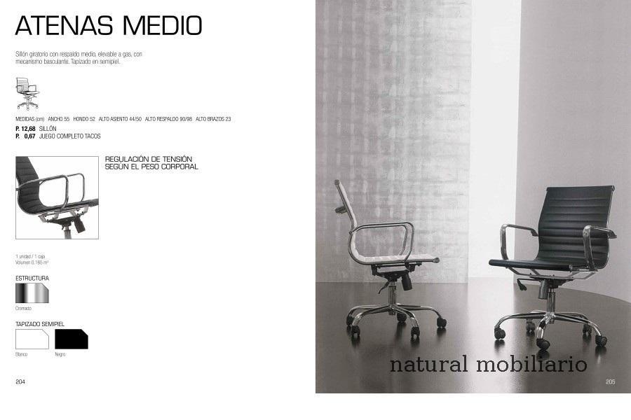 Muebles Sillas de oficina silla oficina mavi 22-762