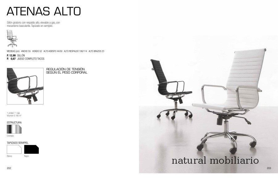 Muebles Sillas de oficina silla oficina mavi 22-761