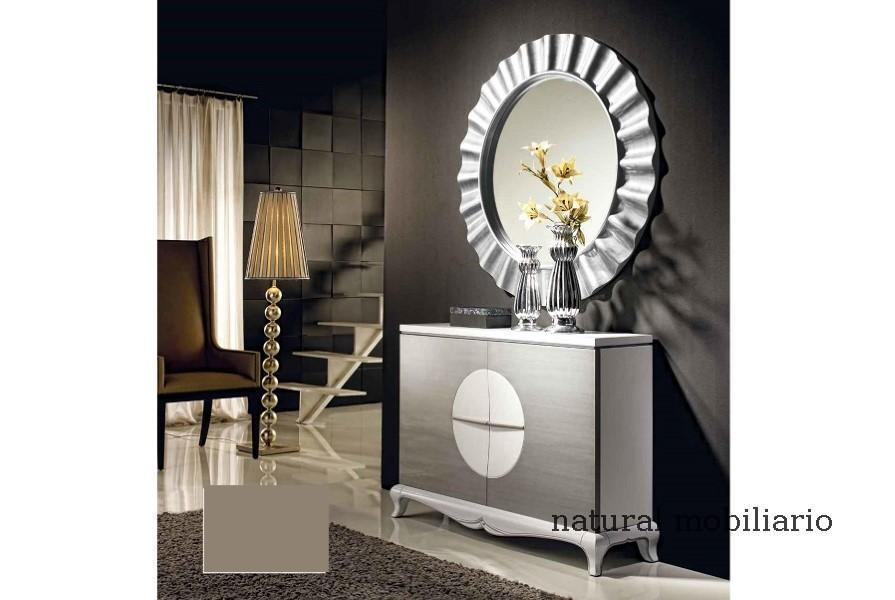 Muebles Recibidores recibidor lacado curv 1-67-513