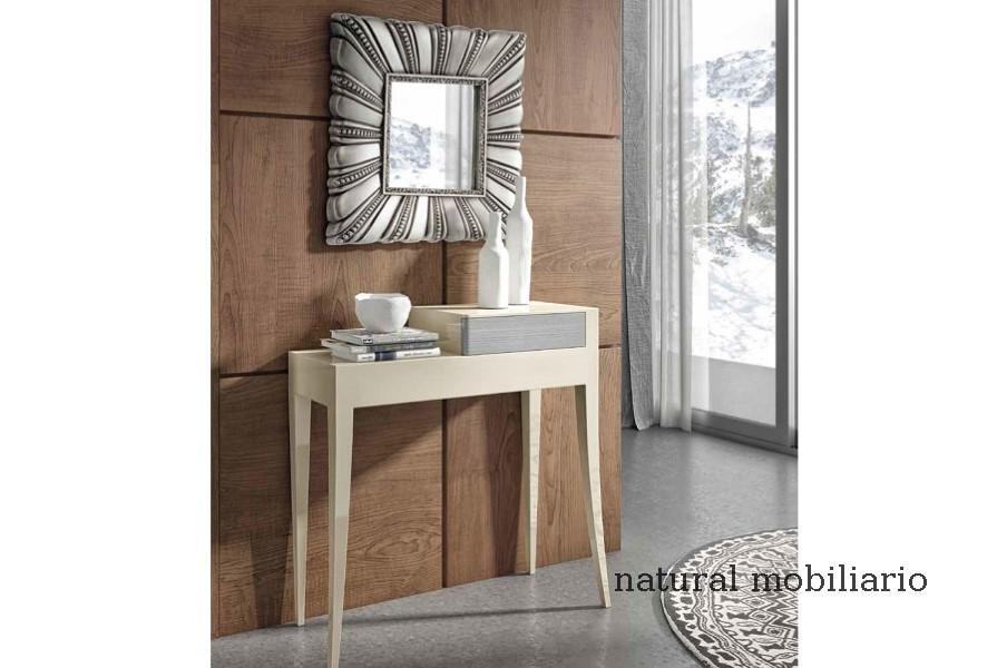 Muebles Recibidores recibidor lacado curv 1-67-505